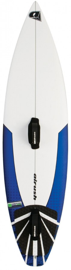 93396e777253 Boards - Kite Gear - Airush Converse 2009 - Reviews   Informatie ...